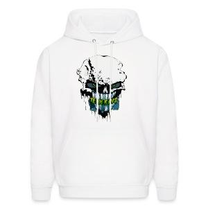 Team Rayz Zombie Skull Hoodie - Men's Hoodie