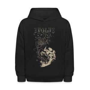 Evolve Skull - Kids' Hoodie
