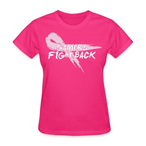 Breast Cancer Awareness Shirt ( Ladies) - Women's T-Shirt