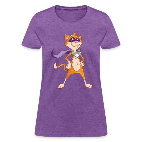 Sprocket the Comic Cat Women's Shirt - Women's T-Shirt