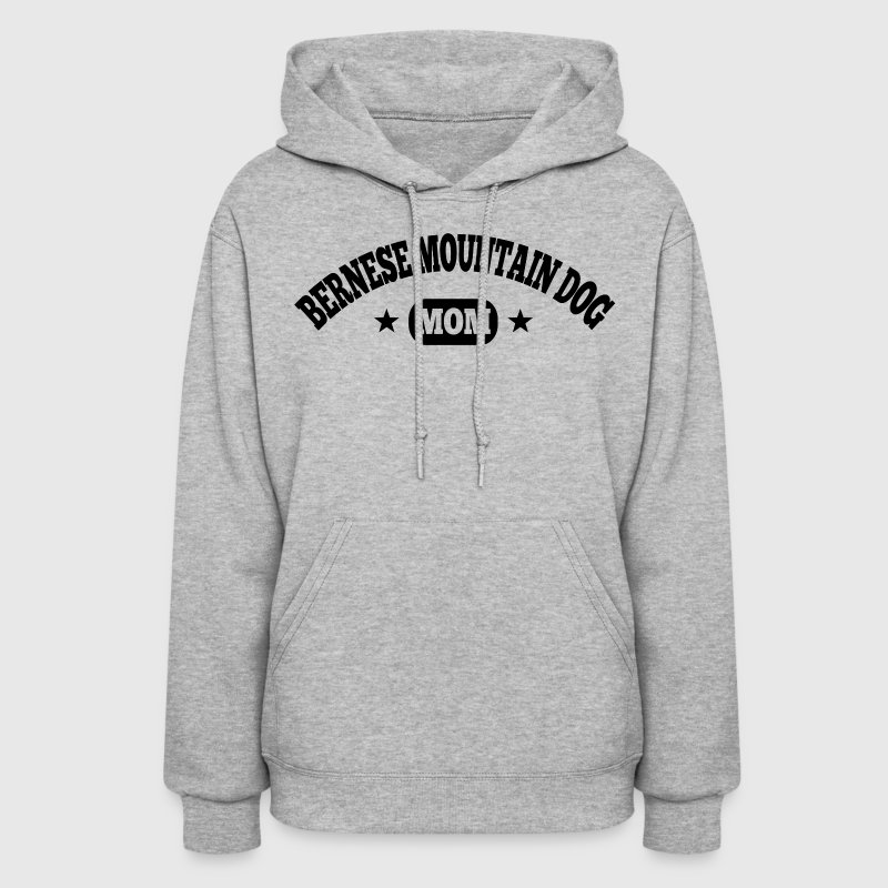 Bernese Mountain Dog Mom Hoodies - Women's Hoodie