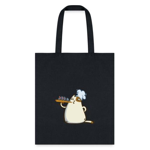 Friday Cat №25 - Tote Bag