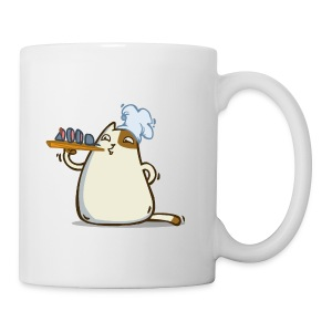 Friday Cat №25 - Coffee/Tea Mug