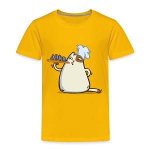 Friday Cat №25 - Toddler Premium T-Shirt