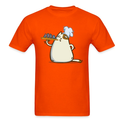 Friday Cat №25 - Men's T-Shirt