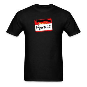 My Name is Horace - Men's T-Shirt
