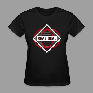 Real Deal (Women's) - Women's T-Shirt