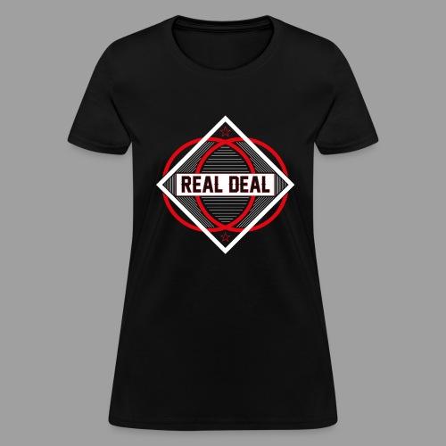 Real Deal (Women's) - Women's T-Shirt