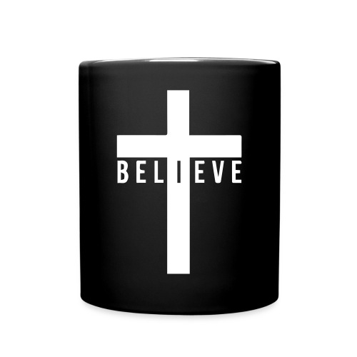 I BELIEVE - Full Color Mug