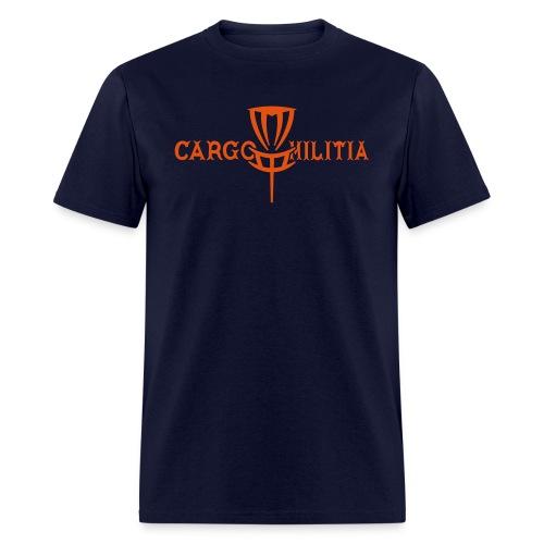 Cargo Militia Disc Golf T-Shirt (Bears) - Men's T-Shirt