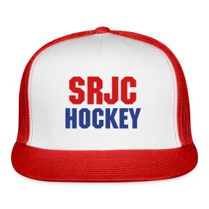 SRJC Hockey Snap back Hat - Trucker Cap