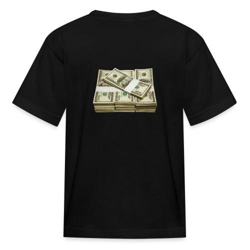 youth meidum cash compony shirt - Kids' T-Shirt