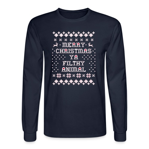 Merry Christmas  - Men's Long Sleeve T-Shirt