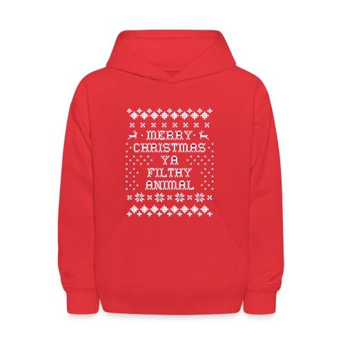 Merry Christmas  - Kids' Hoodie
