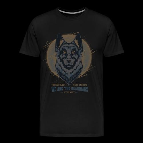 guardians of the night - Men's Premium T-Shirt