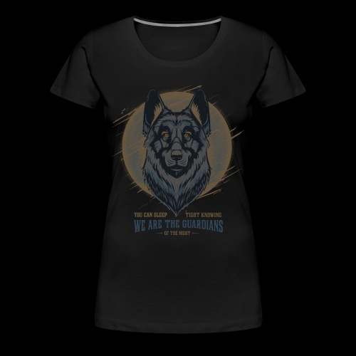 guardians of the night - Women's Premium T-Shirt