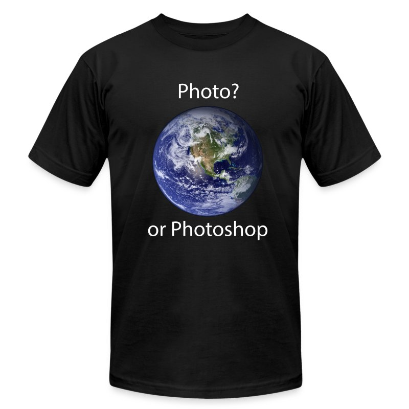 photo or photoshop t shirt spreadshirt. Black Bedroom Furniture Sets. Home Design Ideas