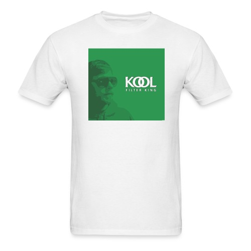 Cracka Don - Kool Filter King - Men's T-Shirt