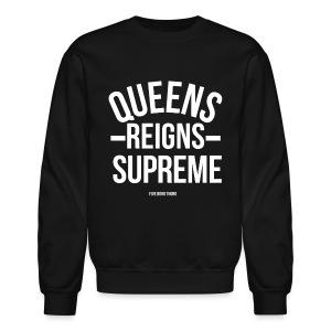 Queens Fakes Nothing  - Crewneck Sweatshirt