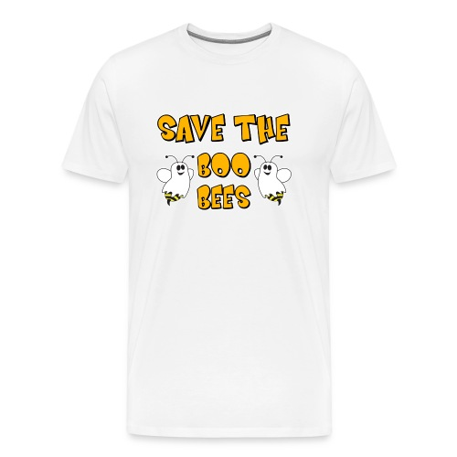 save the boobees - Men's Premium T-Shirt