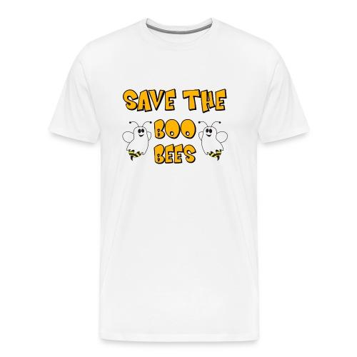 save the boobees - Men's Premium T-Shirt