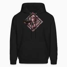 Cherry Blossom Design  Hoodies