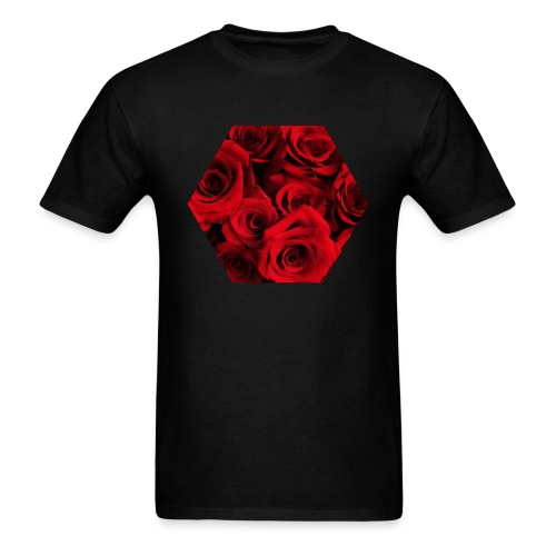 Roses Design Men's T-Shirt - Men's T-Shirt