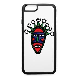 Igbo Boys In The States (Black) - iPhone 6/6s Rubber Case