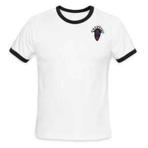 Igbo Boys In The States (Black) - Men's Ringer T-Shirt
