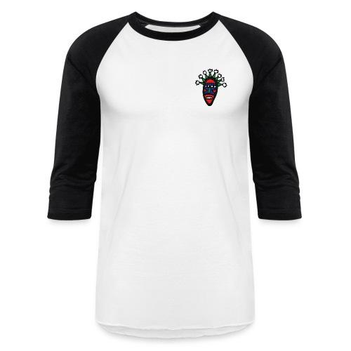 Igbo Boys In The States (Black) - Baseball T-Shirt