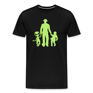 SETI BFFs by Tai's Tees - Men's Premium T-Shirt