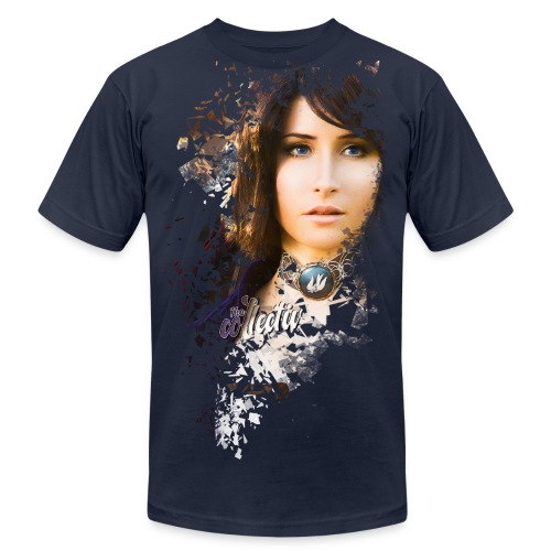 Mens Bindi Smalls Collectiv Shock Elizabeth - Men's  Jersey T-Shirt
