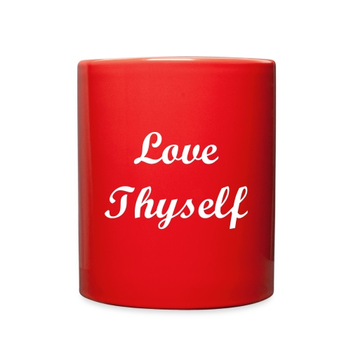 Love Thyself Mug - Full Color Mug