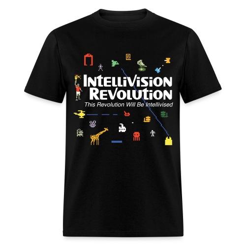 Intellivision Revolution 2015 shirt - Men's T-Shirt