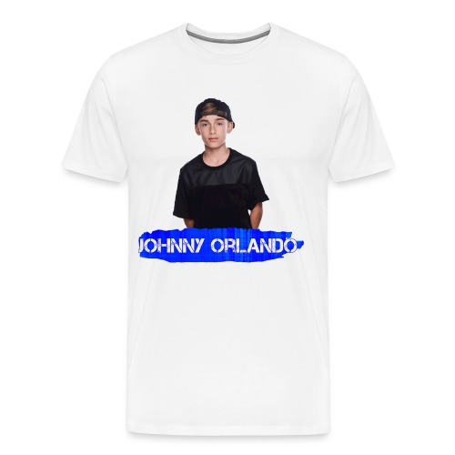 Johnny Orlando T-Shirt (Mens) - Men's Premium T-Shirt