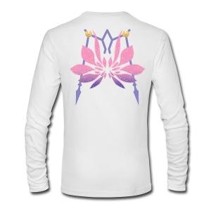 Colette - Long sleeve M - Men's Long Sleeve T-Shirt by Next Level