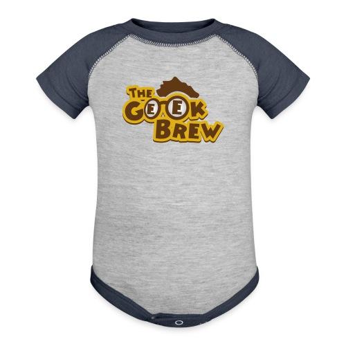 Baby Singlet - Contrast Baby Bodysuit