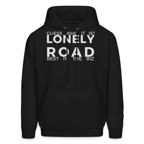 Lonely Road Hoodie - Men's Hoodie