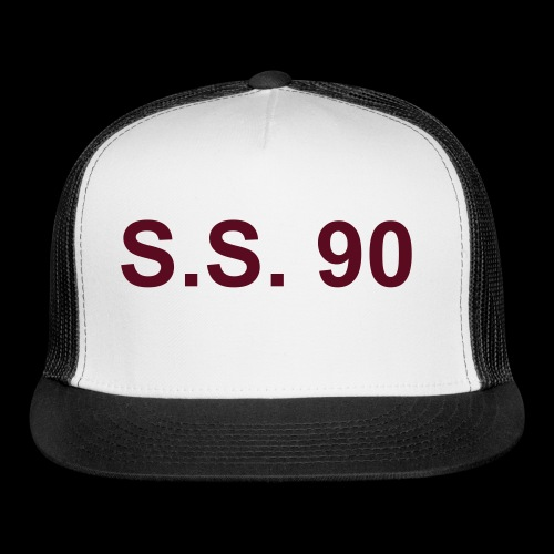 SuperSteve90 Trucker Cap - Trucker Cap