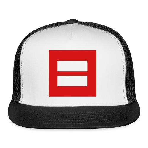 Supporting LGBT - Trucker Cap