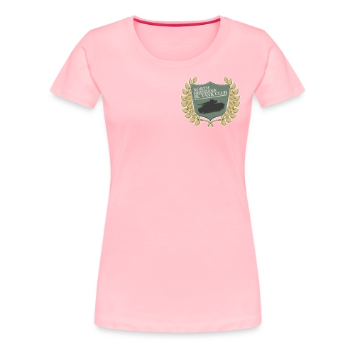 Ladies Club Shirt - Women's Premium T-Shirt