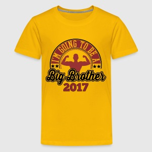 big brother 2017 Kids' Shirts - Kids' Premium T-Shirt