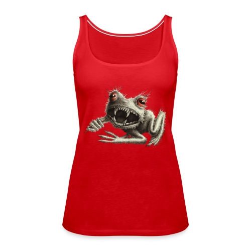 Werefrog - Women's Premium Tank Top