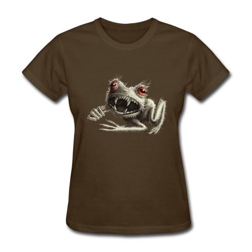 Werefrog - Women's T-Shirt