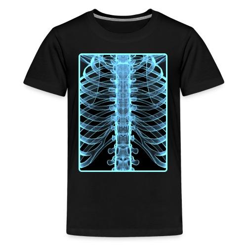 The Amazing X-Ray Panel T-Shirt