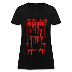 Bloody Buddy Red - Women's T-Shirt