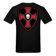 T-Shirts ~ Men's T-Shirt ~ Crusader Shield