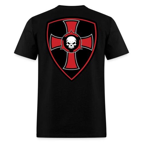 Crusader Shield - Men's T-Shirt