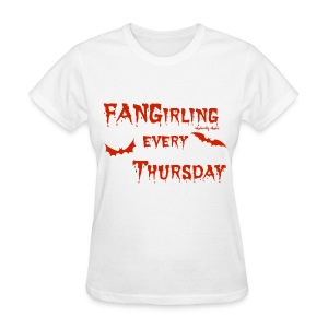 Fangirling Red - Women's T-Shirt