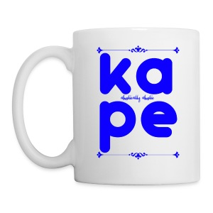 Kape Blue - Coffee/Tea Mug